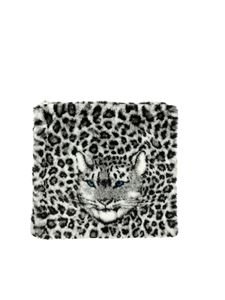 Alberta Ferretti - Animal-print eco-fur stole