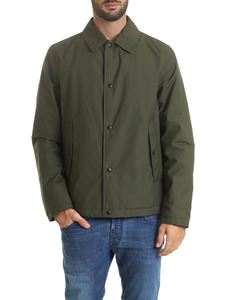 Woolrich - Coach jacket in army green