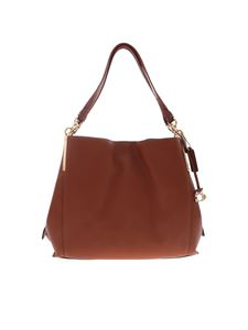 Coach - Dalton bag in leather color