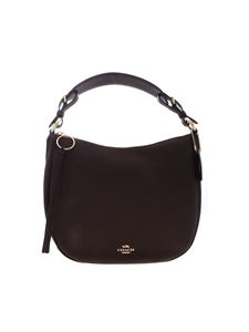 Coach - Hobo Sutton bag in wine color