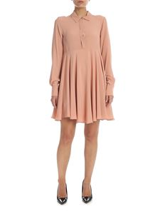 Sportmax - Natalin dress in pink peach color