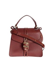 Chloé - Aby Day Medium bag in brown leather
