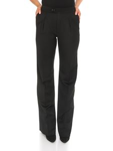 Chloé - Black trousers with pleats