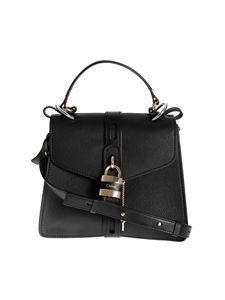 Chloé - Aby Day Medium bag in black leather