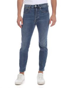 Golden Goose Deluxe Brand - Pant Up jeans in blue