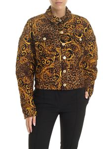 Versace - Versace Jeans Couture Barocco Leo printed jacket