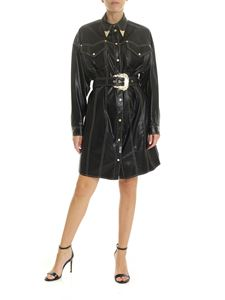 Versace - Versace Jeans Couture dress in eco-leather