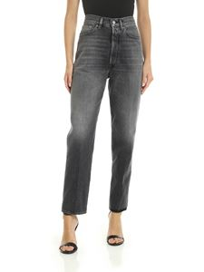 Golden Goose - Judy jeans in faded smoky gray