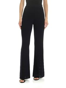 Golden Goose Deluxe Brand - Shizuko trousers in navy blue