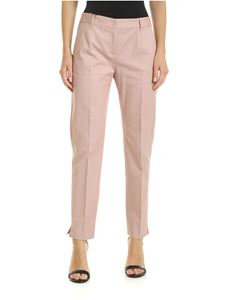 Dolce & Gabbana - Low-rise pants in pink