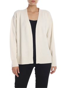 Sofie D'Hoore - Cashmere cardigan in ivory color