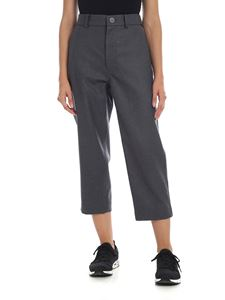 Sofie D'Hoore - Trousers in melange gray