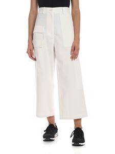 Sofie D'Hoore - Pyke trousers in white