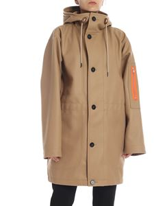 Sofie D'Hoore - Cihan coat in camel color