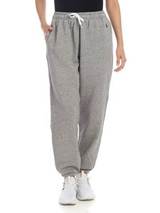 POLO Ralph Lauren - Grey sweat pants with logo