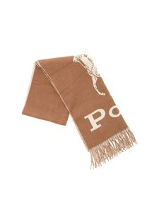 POLO Ralph Lauren - Beige scarf with Polo logo