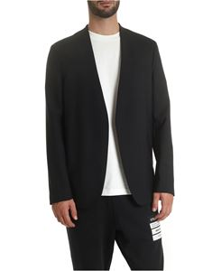 Maison Margiela - Black virgin wool jacket