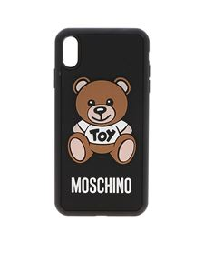Moschino - Moschino Teddy Bear cover in black