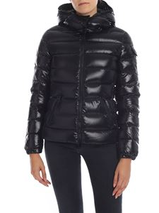 Moncler - Bady hooded down jacket in black