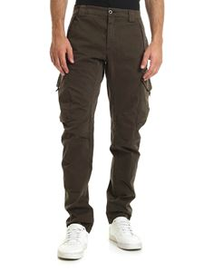 CP Company - Cargo pants in army green