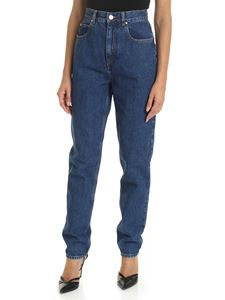 Isabel Marant - Dustin jeans in blue