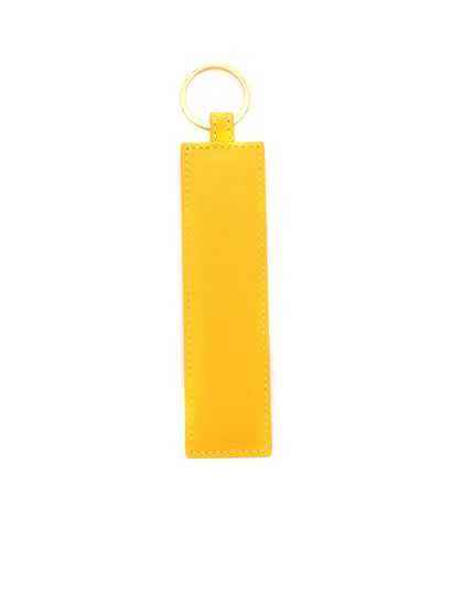 Jacquemus - Le Porte keyrings in yellow