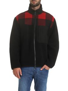 Woolrich - Buffalo Curly jacket in black