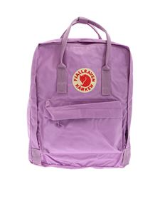 Fjallraven - Kanken backpack in lilac