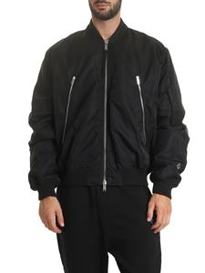 Marcelo Burlon - Ghost House jacket in black