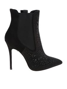 Pinko - Braies pointed ankle boots in black