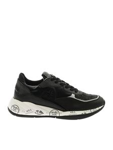 Premiata - Scarlett sneakers in black