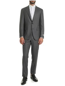 Canali - Dress in grey wool