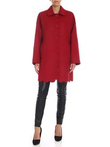 Red Valentino - Red virgin wool coat