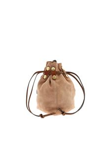 Marni - Bindle bag in light brown