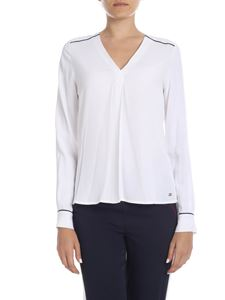 Tommy Hilfiger - Hermosa blouse in white