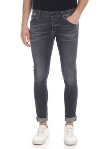 Dondup - Ritchie jeans in grey delavè