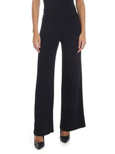 Theory - Lustrati trousers in black