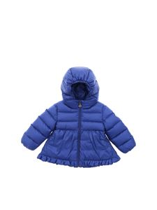 Moncler Jr - Odile down jacket in bluette