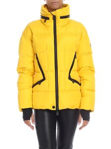 Moncler Grenoble - Dixence down jacket in yellow