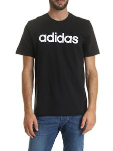 Adidas - E Lin crewneck T-shirt in black