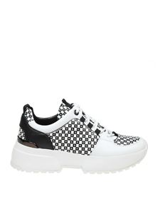 Michael Kors - Cosmo Trainer sneakers in black and white
