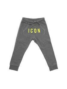 Dsquared2 - Icon trousers in dark grey
