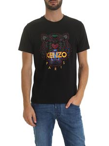 Kenzo - Classic Tiger t-shirt in black