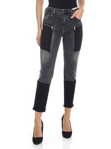 Diesel - Babhila-Bk-Sp jeans in black