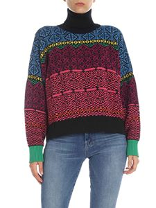 Diesel - CV Norv multicolor turtleneck