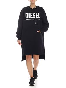 Diesel - Ilse-t dress in black