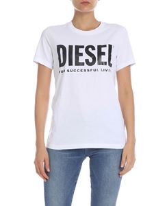Diesel - Sily T-shirt in white
