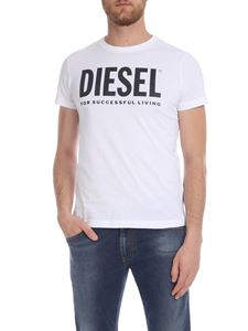 Diesel - Diego T-shirt in white