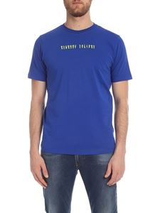 Diesel - Just A4 T-shirt in bluette