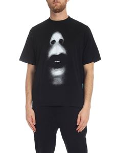 Marcelo Burlon - Mouth T-shirt in black